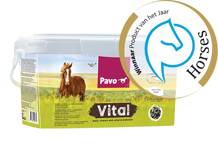 Pavo - Feeding Excellence