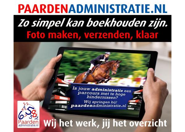 Paardenadministatie (horse administration)
