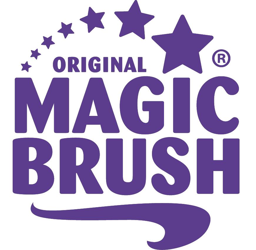 original Magic Brush logo